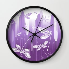 CN DRAGONFLY 1019 Wall Clock