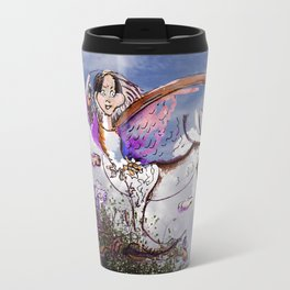 Jester B's Bird Support Travel Mug