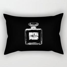 Old perfume, parfum bottle - Eroded label - Nº - Paris - Vintage - Fashion Rectangular Pillow