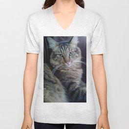 Cat Boy Unisex V-Neck