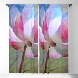 Lotus Visions Blackout Curtain