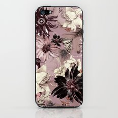 Flora Fauna (Pattern) iPhone & iPod Skin