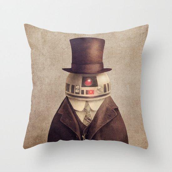 Duke R2 Throw Pillow