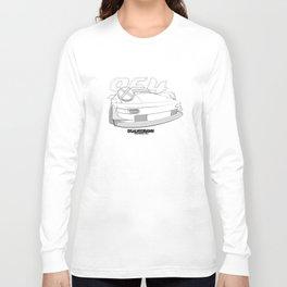 Porsche 964 Long Sleeve T-shirt