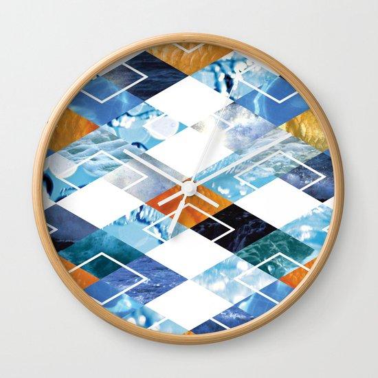 Argyle Aquarium Wall Clock