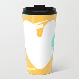 Where do I connect to your heart? Travel Mug