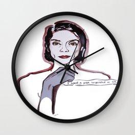 St Vincent Wall Clock