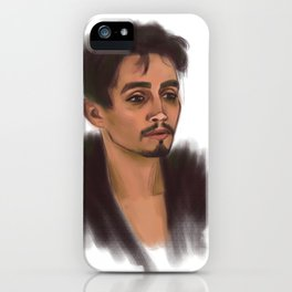 Klaus Hargreeves / Robert Sheehan iPhone Case