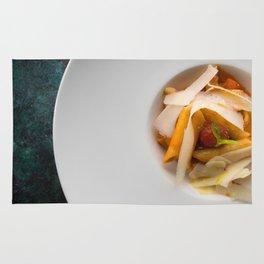 The Art of Food Pasta Heaven Rug