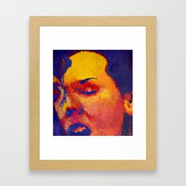 CLIMAX (I) Framed Art Print