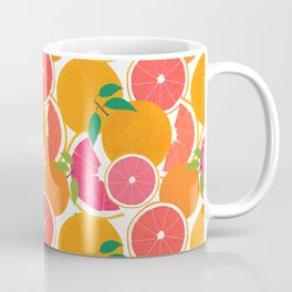 Grapefruit Harvest Coffee Mug