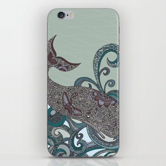 Deep Blue Me iPhone & iPod Skin