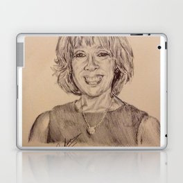 Gayle Laptop & iPad Skin