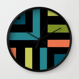 The Sixties Called Wall Clock