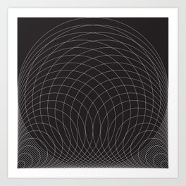 Spectrum 1A Art Print