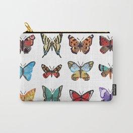 Butterflies (Papillons) Carry-All Pouch