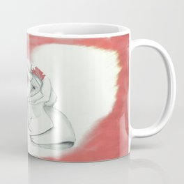 The Ending to a Canadian Love Story Coffee Mug