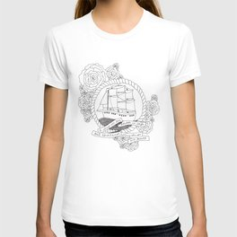 A Ship in the Harbor T-shirt