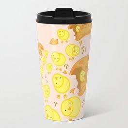 Peanut Chickens Travel Mug