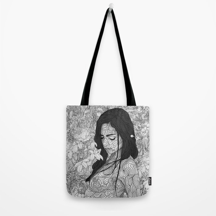 The Creation of Life Tote Bag