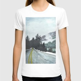 vancouver island T-shirt