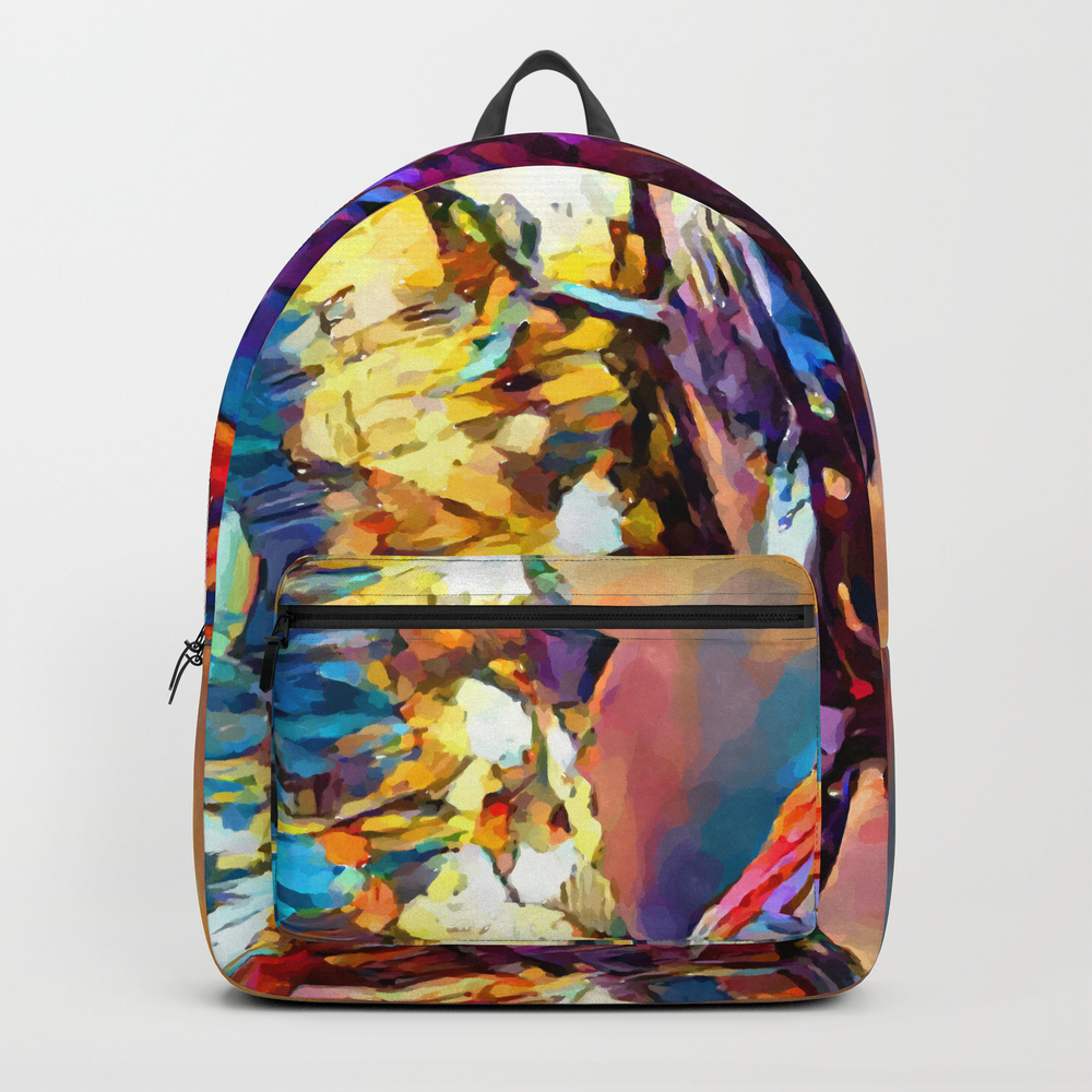 Red-breasted Sapsucker Backpack by Shrenk (BKP9010163) photo