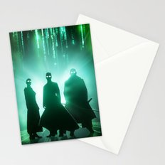 The Matrix Stationery Cards