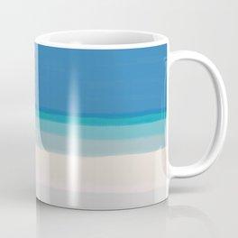Dreamt Tropical Beach Design Coffee Mug