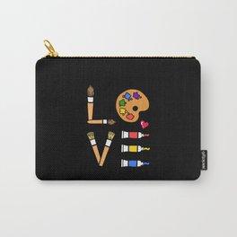 Art Art Lovers Carry-All Pouch