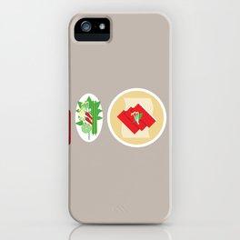 Sriracha Meal iPhone Case