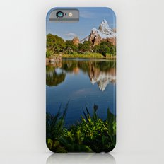 Flame Tree View iPhone 6s Slim Case
