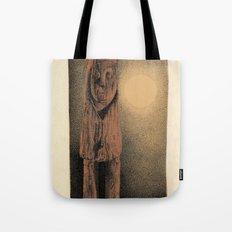 Dawn of Man Tote Bag