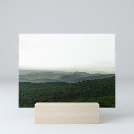 Green Mountain Majesties Mini Art Print