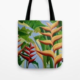 Beharry Heliconia - Grenada Tote Bag