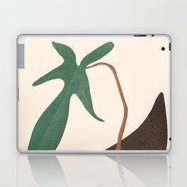 Minimal New Leaf Laptop & iPad Skin