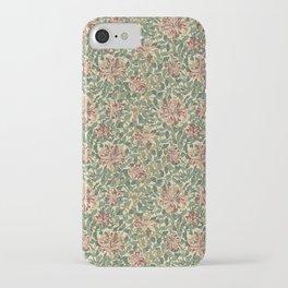 """William Morris """"Honeysuckle"""" 1. iPhone Case"""