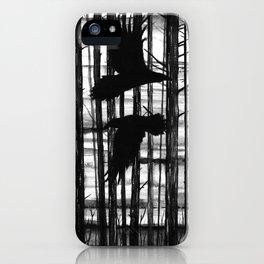 Hugin & Munin iPhone Case