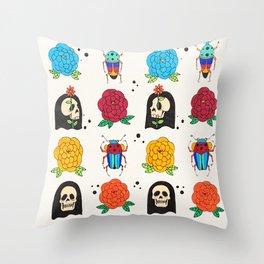 Ahh Sweet Flash Throw Pillow
