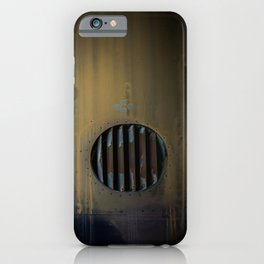 Cry Monster Cry iPhone Case