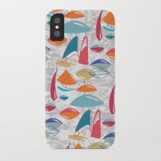 Abstract Atomics Slim Case iPhone X