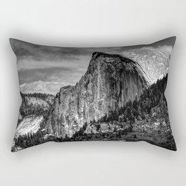 Half Dome Chrome Rectangular Pillow