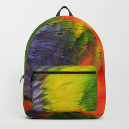 I share with you Backpack