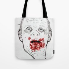 Ready when you are, Sergeant Pembry. // Silence of the Lambs Tote Bag