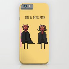 Mr & Mrs Sith Slim Case iPhone 6s