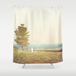 Homeward Bound Shower Curtain
