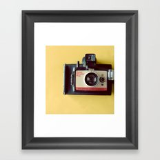 Super! Framed Art Print