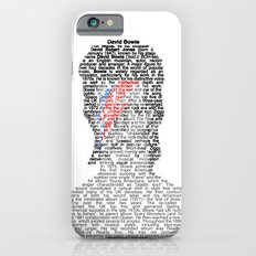 David Bowie Encyclopedia Slim Case iPhone 6s