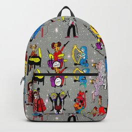 THE ZODIACS MUSIC ORCHESTRA Backpack