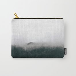 Forest Fog XV Carry-All Pouch