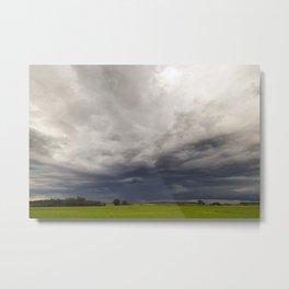 Approaching Storm 2 Metal Print